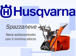 Spazzaneve_Husqvarna