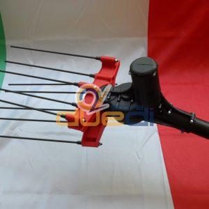 Abbacchiatore a batteria Twist Telescopico scuotitore scuotiolive IN OMAGGIO BATTERIA 60 AH