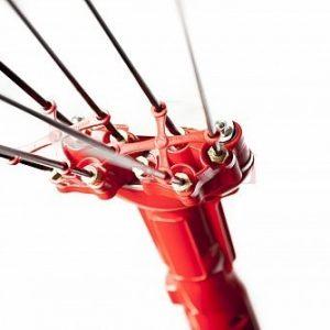 Abbacchiatore elettrico a batteria Olivé Sbaraglia 12 V - 1400 battiti al minuto