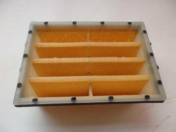 Filtro aria in panno per Motosega Husqvarna, mod: 394XP-268-272XP-262XP