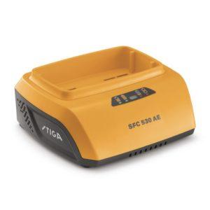 Caricabatterie rapido da 3.0 Ah - Stiga SFC 530 AE 48V / 3.0 Ah