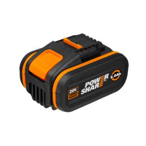 Batteria 20V 6,0Ah ioni di Litio WA3641 | Accessori Worx | Duedi Store
