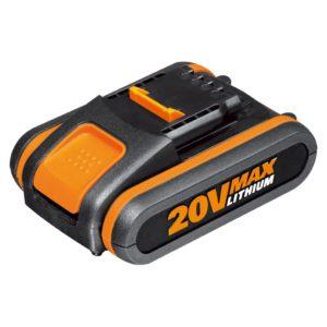 Batteria 20V 2,0Ah ioni di Litio WA3551.1 | Accessori Worx | Duedi Store