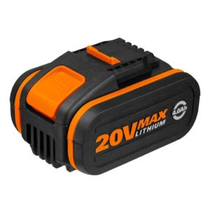 Batteria 20V 4,0Ah ioni di Litio WA3553 | Accessori Worx | Duedi Store