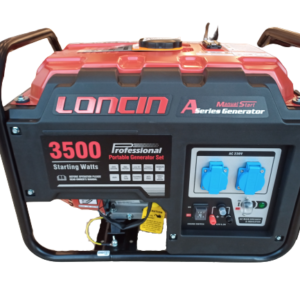 Gruppo elettrogeno Loncin LC 3500-A con AVR | GRUPPI ELETTROGENI | Duedi Store