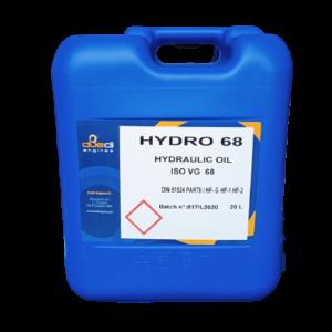 Olio idraulico Hydro 68 | Duedi Engines | Duedi Store