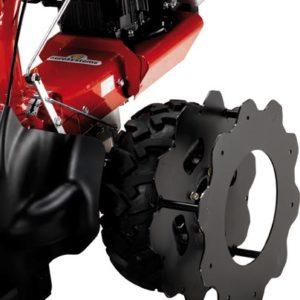 Coppia ruote in ferro per P70 EVO | EUROSYSTEMS | Duedi Store
