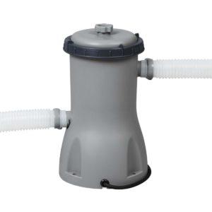 Pompa filtro a cartuccia tipo II, 3.028 L/h Flow Clear per piscina | BESTWAY | Duedi Store