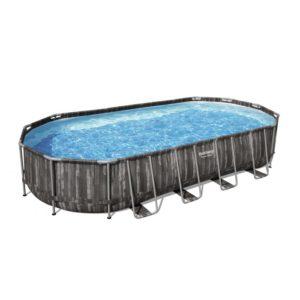 Power Steel™ Frame Pool-Set 732 x 366 x 122 cm | BESTWAY | Duedi Store