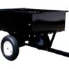 Carrello trainato a due ruote per trattorini | AMA | Duedi Store