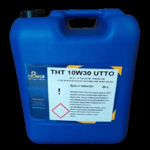 Olio per trasmissioni THT 10W30 UTTO | DUEDI ENGINES | Duedi Store