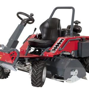 Trattorino FOX 110 4WD | Catalogo Meccanica Benassi | Duedistore