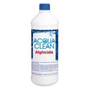 Alghicida Acqua Clean da 1 lt per piscine fuori terra | Pulizia Piscine | Duedistore