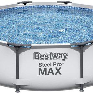Piscina rotonda Steel Pro MAX™ 366x76 | BESTWAY | Duedistore