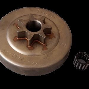 Pignone campana frizione per motosega Stihl 024, 026 | Ricambi universali | Duedistore