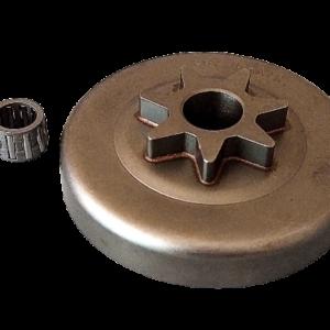 Pignone campana frizione dentato per motosega ECHO 440 | Ricambi universali | Duedistore