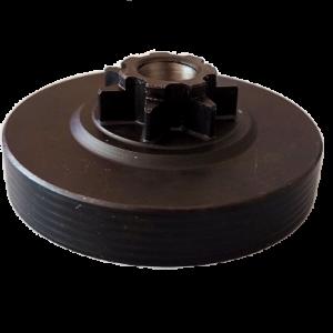 Pignone campana frizione per motosega Alpina A 405, C 41, CP 40 | Ricambi Alpina | Duedistore
