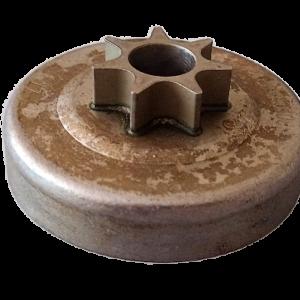 Pignone campana frizione per motosega Alpina P440 - P480 | Ricambi Alpina | Duedistore